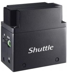 Shuttle EDGE EN01J3 Intel Celeron J J3355 4 Giga Bites LPDDR4-SDRAM 64 Giga Bites eMMC Negru Mini PC