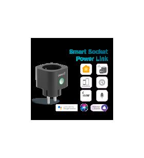 Power Plug Power Link (black)