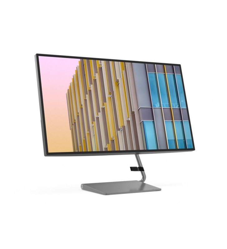 "Lenovo 66A7GAC2EU LED display 68,6 cm (27"") 2560 x 1440 Pixel Quad HD Gri"