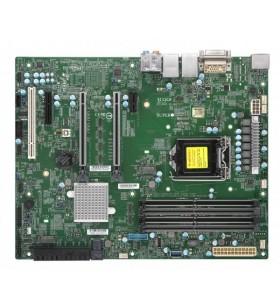 Supermicro X11SCA plăci de bază pentru servere stații de lucru LGA 1150 (Mufă H4) ATX Intel C246
