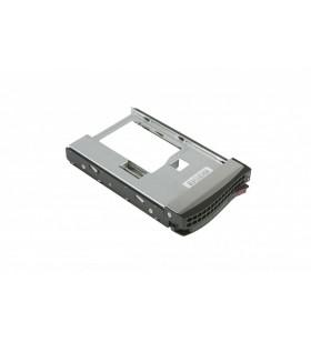 """Supermicro Spare Parts MCP-220-247 2,5 3,5"""" Casetă suport Negru, Metalic"""