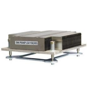 Supermicro SNK-P0046P sisteme de răcire pentru calculatoare Procesor Radiator Gri