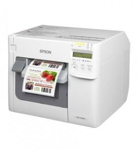 Epson TM-C3500 imprimante pentru etichete Cu jet de cerneală Culoare 720 x 360 DPI Prin cablu