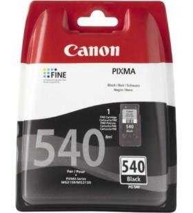 "Cartus cerneala Original Canon PG-540 Black, compatibil MG2150/3150 BLK BLIS ""BS5225B005AA"""