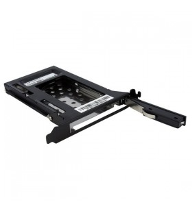 """StarTech.com S25SLOTR sloturi 6,35 cm (2.5"""") Negru"""