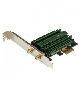 StarTech.com PEX867WAC22 plăci de rețea Ethernet   WLAN 867 Mbit s Intern