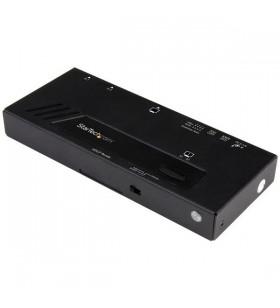 StarTech.com VS221HD4KA distribuitoare video