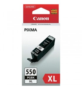 "Cartus cerneala Original Canon PGI-550XL  Black, compatibil IP7250/MG5450/MG6350 ""BS6431B001AA"""