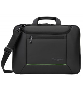 "Targus Balance EcoSmart 15.6"" genți pentru notebook-uri 39,6 cm (15.6"") Servietă Negru"
