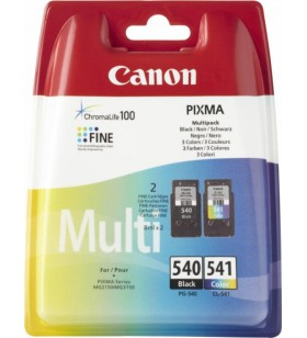 """Combo pack cerneala Original Canon PG-540 /CL541 Black,  compatibil MG2150/3150 """"BS5225B006AA"""""""