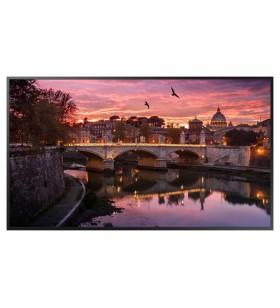 "Samsung QB43R 108 cm (42.5"") LED 4K Ultra HD Panou informare digital de perete Negru Tizen 4.0"