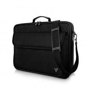 """V7 CCK16-BLK-3E genți pentru notebook-uri 40,9 cm (16.1"""") Servietă Negru"""