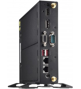 Shuttle XPС slim DS10U3 i3-8145U 2,1 GHz Dimensiune carcasă PC 1.3L Negru Intel SoC
