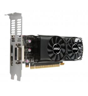 MSI V809-2404R plăci video NVIDIA GeForce GTX 1050 Ti 4 Giga Bites GDDR5