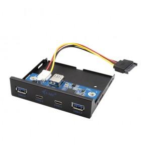 i-tec U3CEXTEND22 plăci adaptoare de interfață USB 3.2 Gen 1 (3.1 Gen 1) Intern