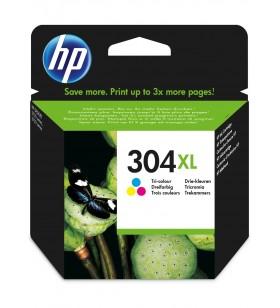 HP 304XL Original Cyan, Magenta, Galben