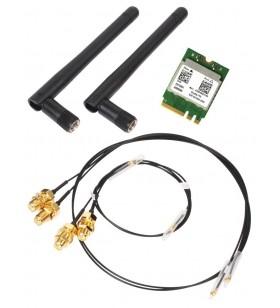Shuttle WLN-M plăci de rețea WLAN   Bluetooth 433,3 Mbit s Intern