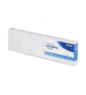 Epson SJIC26P(C)  Ink cartridge for ColorWorks C7500 (Cyan)