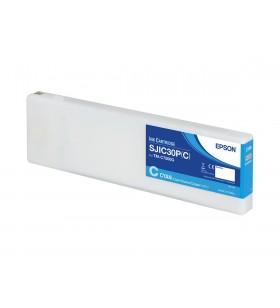 Epson SJIC30P(C)  Ink cartridge for ColorWorks C7500G (Cyan)