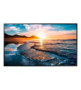 "Samsung QH75R 190,5 cm (75"") 4K Ultra HD Panou informare digital de perete Negru"