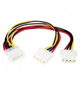 StarTech.com PYO2L cablu alimentare energie electrica intern 0,23 m