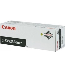 "Toner Original Canon Black, C-EXV33, pentru IR2520/2530, 14.6K, ""CF2785B002AA"""