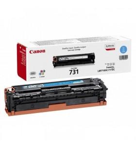 "Toner Original Canon Cyan, CRG-731C, pentru LBP7100C/7110C, 1.5K, ""CR6271B002AA"""