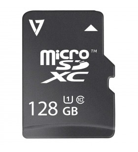 V7 VFMSD128GUHS1R-3E memorii flash 128 Giga Bites MicroSDXC Clasa 10