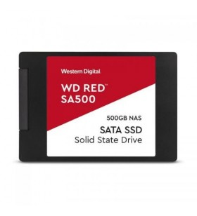 RED SSD 500GB 2.5IN 7MM/3D...