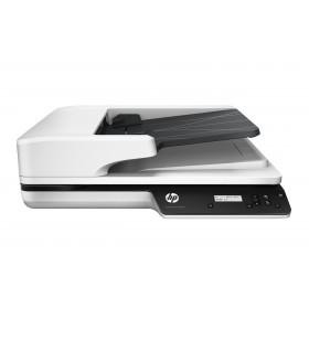 HP Scanjet Pro 3500 f1 1200 x 1200 DPI Scaner Flatbed & ADF Gri A4