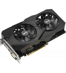 ASUS Dual -GTX1660-O6G EVO NVIDIA GeForce GTX 1660 6 Giga Bites GDDR6