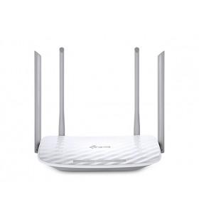 TP-LINK Archer C50 router wireless Bandă dublă (2.4 GHz  5 GHz) Fast Ethernet Alb