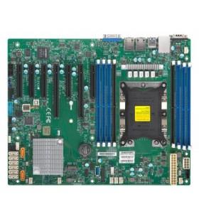 Supermicro X11SPL-F plăci de bază pentru servere stații de lucru LGA 3647 (Socket P) ATX Intel® C621