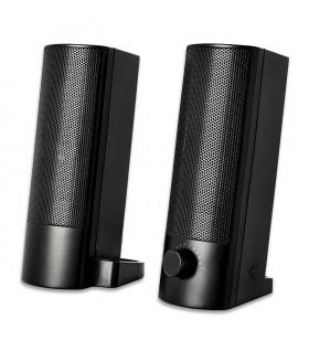 V7 SB2526-USB-6E sisteme de difuzoare tip bară de sunet 5 W Negru