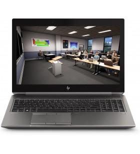 "HP ZBook 15 G6 Stație de lucru mobilă Argint 39,6 cm (15.6"") 1920 x 1080 Pixel Intel® Core™ i7 generația a 9a 16 Giga Bites"