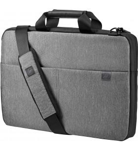 """HP 39.62 cm (15.6"""") Signature Slim Topload Case genți pentru notebook-uri 39,6 cm (15.6"""") Servietă Gri"""