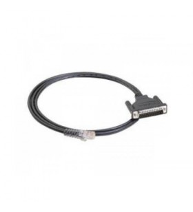 Cable, RS-232, 25P, Male,...