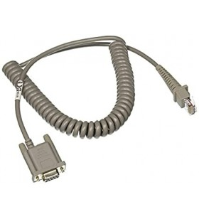 Cable, RS-232, 9P, Female,...