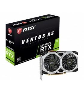MSI V375-035R plăci video NVIDIA GeForce RTX 2060 6 Giga Bites GDDR6