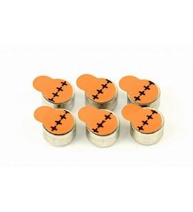 """BATERIE GEMBIRD, butoni (ZA13), 1.4V zinc, 6 buc., """"EG-BA-ZA13-01"""""""