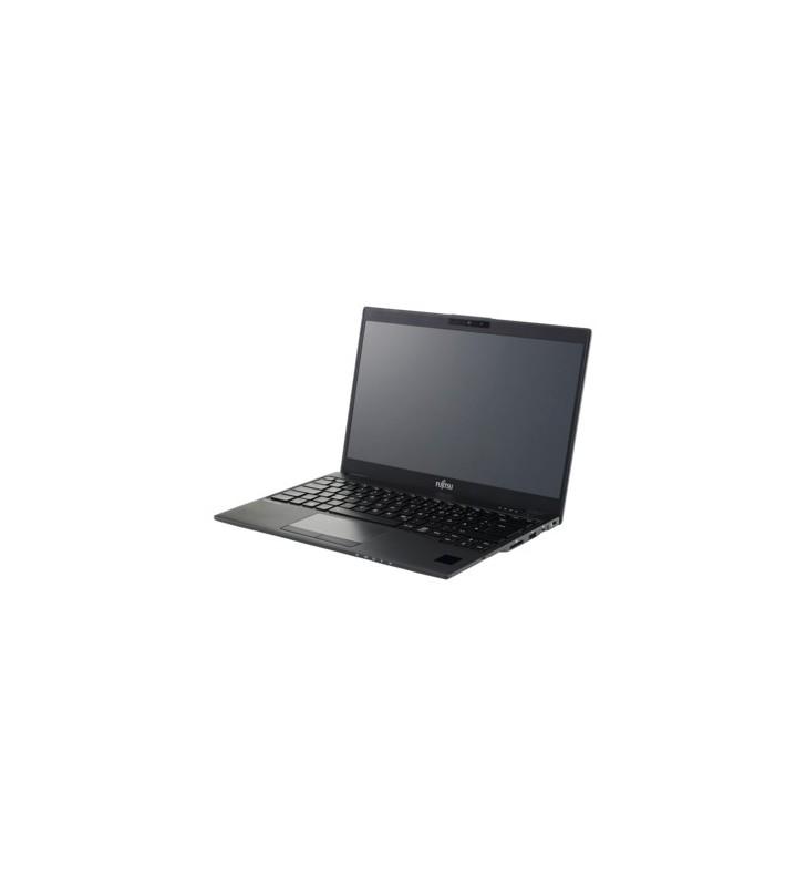 """Fujitsu LIFEBOOK BLACK 16GB 512GB LTE PALM W10P IN Notebook Negru 33,8 cm (13.3"""") 1920 x 1080 Pixel 10th gen Intel® Core™ i5 16"""