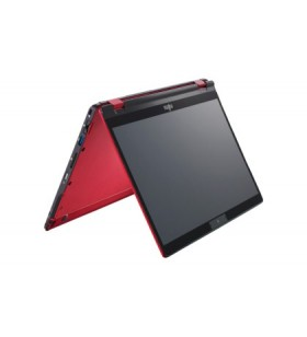"""Fujitsu LIFEBOOK U9310X Hibrid (2 în 1) Roşu 33,8 cm (13.3"""") 1920 x 1080 Pixel Ecran tactil 16 Giga Bites LPDDR3-SDRAM 1024"""