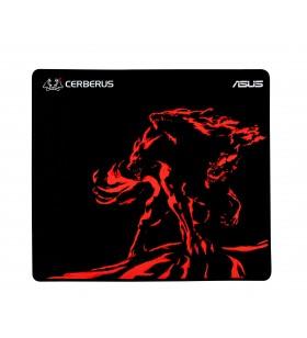 ASUS Cerberus Mat Plus Negru, Roşu Mouse pad pentru jocuri