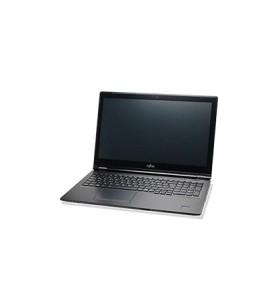 """Fujitsu LIFEBOOK U7510 Notebook Negru 39,6 cm (15.6"""") 1920 x 1080 Pixel 10th gen Intel® Core™ i5 16 Giga Bites DDR4-SDRAM 512"""
