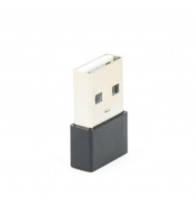 "Adaptor USB2.0 tata la Type-C mama Gembird ""A-USB2-AMCF-01"""