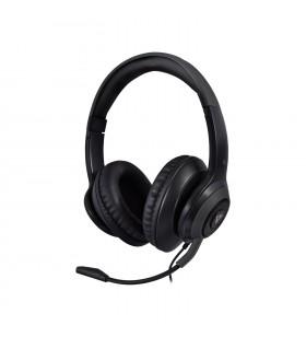 V7 HC701 cască audio & cască cu microfon Căști Bandă de fixare pe cap Negru
