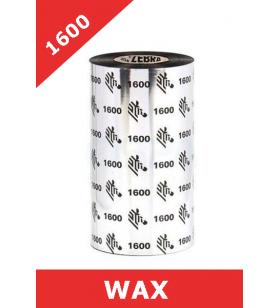 Wax ribbon 131mmx 450M 1600...
