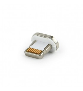 "Magnetic USB cable connector tip, 8-pin ""CC-USB2-AMLM-8P"""