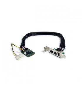StarTech.com MPEX1394B3 plăci adaptoare de interfață IEEE 1394 Firewire Intern