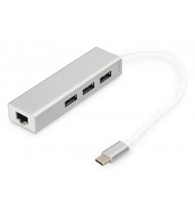 Digitus DA-70255 USB Typ C...